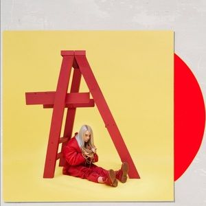 Billie record (red)!!